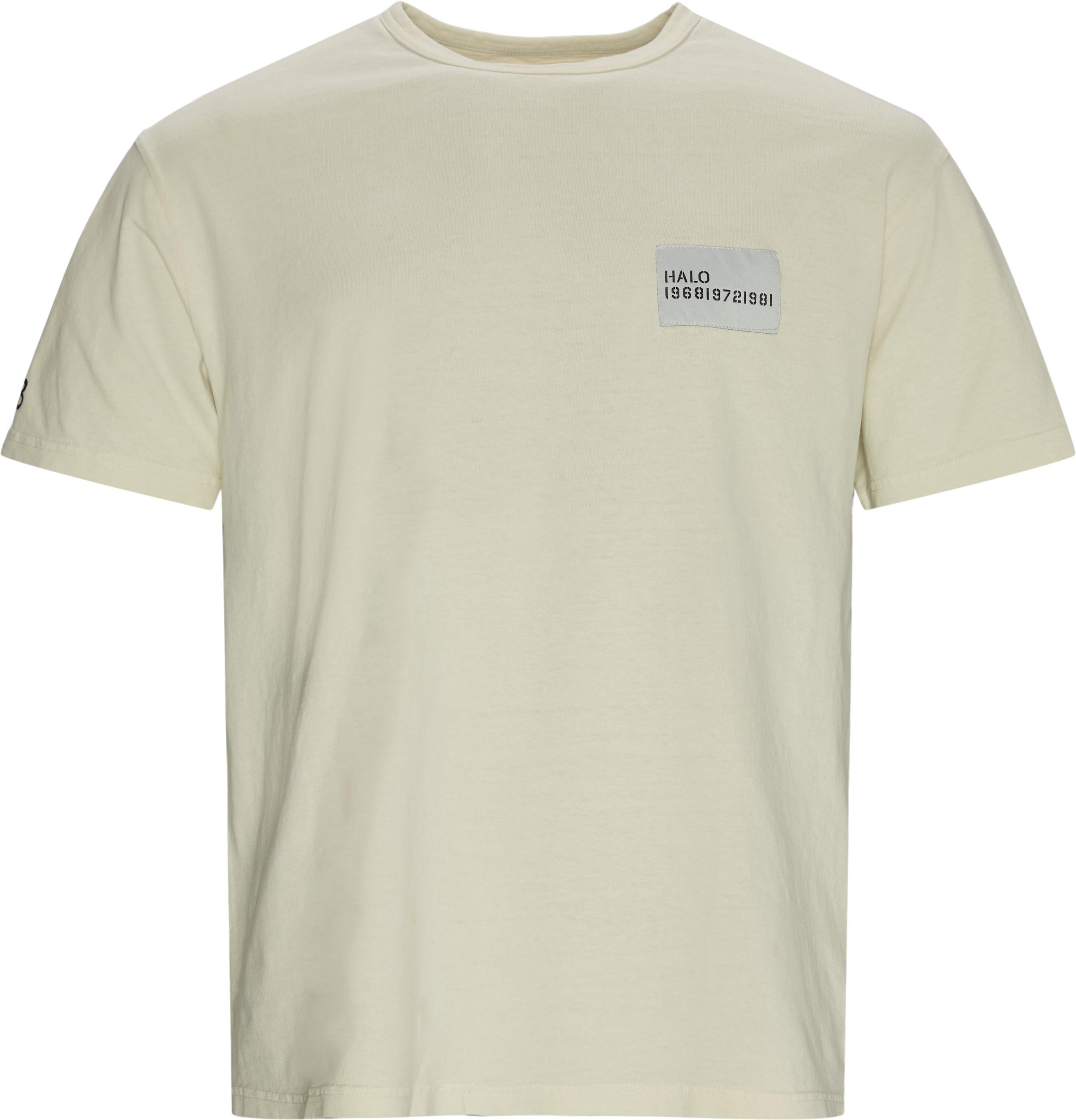 Heavy Cotton Tee - T-shirts - Regular fit - Vit